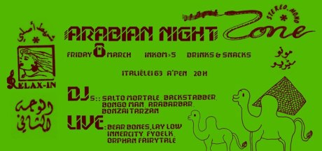 arabian nite flyer